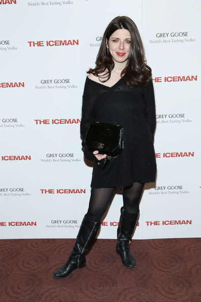 More Pics of Heather Matarazzo Little Black Dress (1 of 1) - Heather Matarazzo Lookbook - StyleBistro