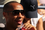 Thierry Henry Aviator Sunglasses
