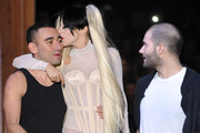 Nicola Formichetti and Sebastian Peigne Photo