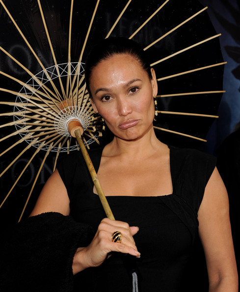Tia Carrere Cocktail Ring