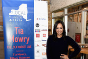 Tia Mowry Little Black Dress