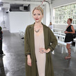 Johanna Braddy at Tibi