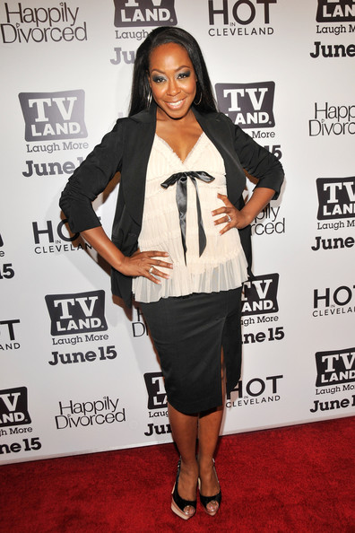 Tichina Arnold Skirt Suit