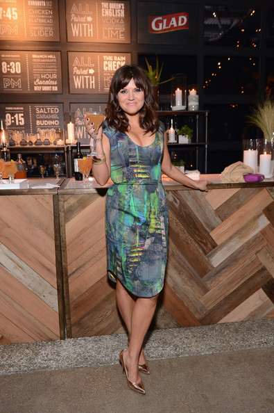 Tiffani Thiessen Shoes