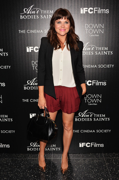 Tiffani Thiessen Dress Shorts