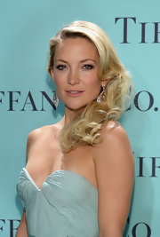Kate Hudson's long curls were simply gorgeous at the Tiffany's Blue Book Ball.