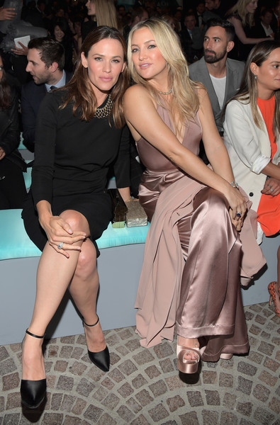 More Pics of Kate Hudson Platform Sandals (1 of 2) - Heels Lookbook - StyleBistro [the unveiling of the newly renovated beverly hills store,masterpieces,fashion,leg,thigh,event,joint,human body,human leg,dress,nightclub,fashion show,actresses,tiffany masterpieces,kate hudson,jennifer garner,beverly hills,tiffany co,l,unveiling]