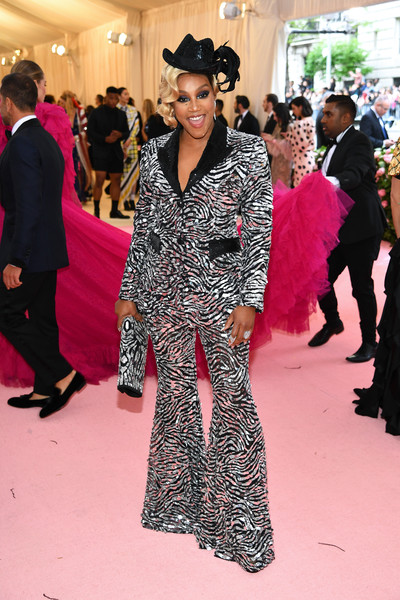 Tiffany Haddish Pantsuit