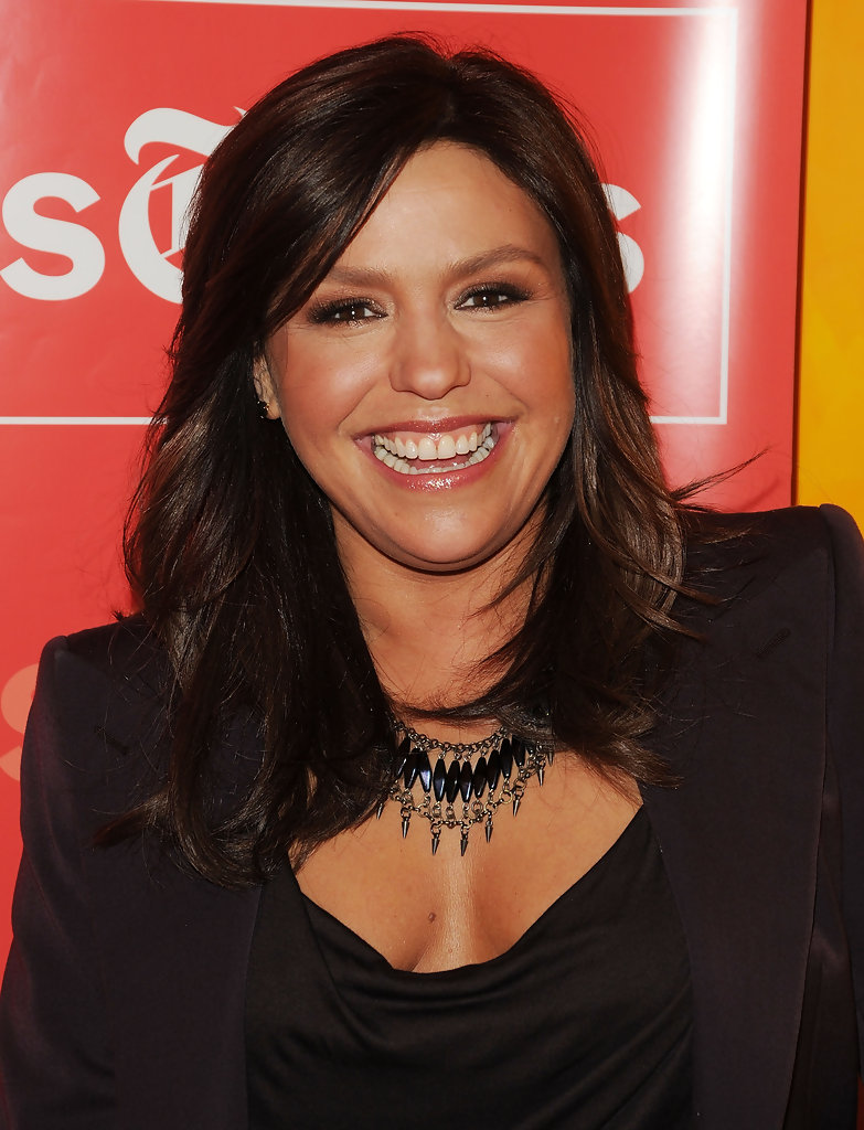 rachael ray hair cut more pics of rachael ray medium straight cut 3 of 6
