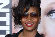 Toccara Jones Curled Out Bob
