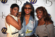 Toccara Jones Denim Shirt