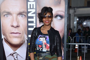 Toccara Jones Leather Jacket