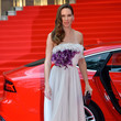 Look of the Day, October 22, 2015: Hilary Swank's Romantic Grace