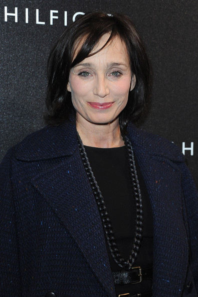 Kristin Scott Thomas' Modern Hairstyle