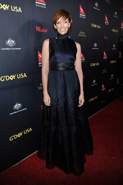 Toni Collette Evening Dress