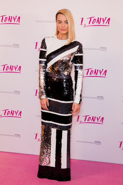 Margot Robbie At The 'I, Tonya' Premiere, 2018