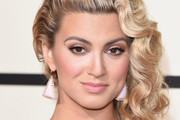 Tori Kelly Dangling Gemstone Earrings
