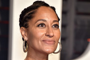 Tracee Ellis Ross Diamond Hoops