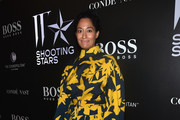 Tracee Ellis Ross Fur Purse