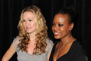 Tracy Reese and Julia Stiles Photo