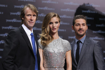 "Michael Bay Rosie Huntington-Whiteley ""Transformers 3"" Germany Premiere"