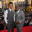 Josh Duhamel and Tyrese Gibson
