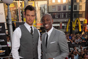 Josh Duhamel and Tyrese Gibson Photo