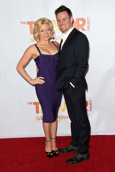 More Pics of Megan Hilty Platform Sandals (1 of 5) - Megan Hilty Lookbook - StyleBistro