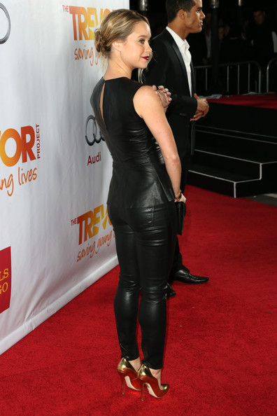 North Hollywood Toyota Service >> More Pics of Becca Tobin Leather Pants (8 of 12) - Leather ...