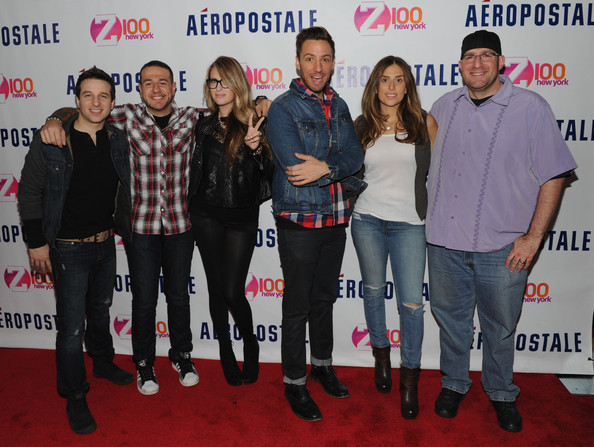 Z100's Jingle Ball Official Kick-Off Party