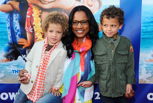 More Pics of Garcelle Beauvais Long Wavy Cut (5 of 9) - Garcelle Beauvais Lookbook - StyleBistro