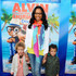 "Jaid Nilon, actress Garcelle Beauvais and Jax Nilon attend Twentieth Century Fox Home Entertainment's ""Alvin and the Chipmunks: Chipwrecked"" Blu-ray and DVD release party at El Rey Theatre on March 26, 2012 in Los Angeles, California."