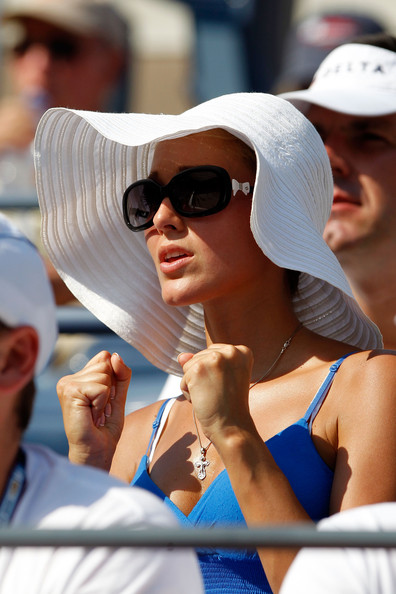 More Pics of Jelena Ristic Straw Hat (1 of 2) - Straw Hat Lookbook - StyleBistro