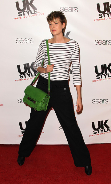 More Pics of Agyness Deyn T-Shirt (1 of 5) - Agyness Deyn Lookbook - StyleBistro