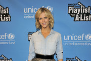 Brooklyn Decker arrives for the UNICEF
