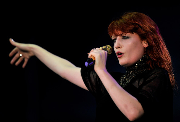 More Pics of Florence Welch Bird Tattoo (1 of 9) - Bird Tattoo Lookbook - StyleBistro