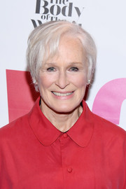 Glenn Close sported a casual short hairstyle at the V20: The Red Party.