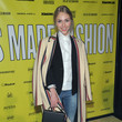 Look of the Day, February 12th: AnnaSophia Robb's Layers