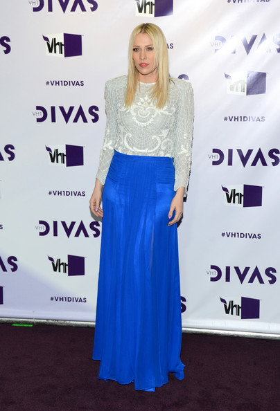 More Pics of Natasha Bedingfield Long Skirt (2 of 9) - Natasha Bedingfield Lookbook - StyleBistro
