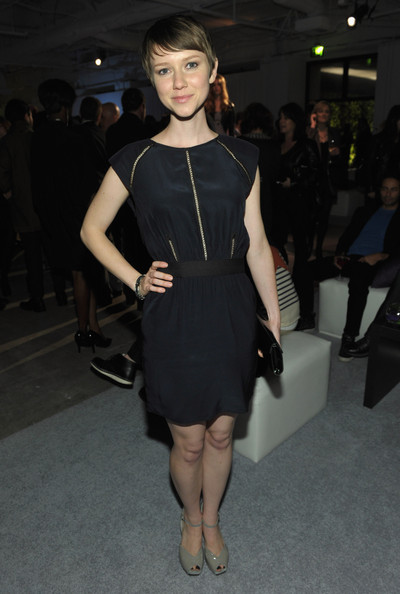 Valorie Curry Little Black Dress