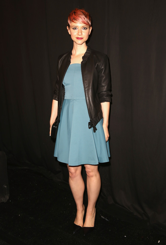 Valorie Curry Leather Jacket Valorie Curry Looks