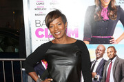 Vanessa Bell Calloway Leather Pants