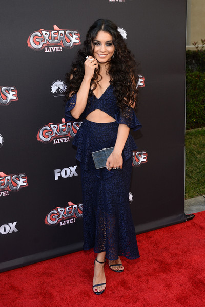Vanessa Hudgens Box Clutch