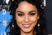 Vanessa Hudgens Gold Hoops