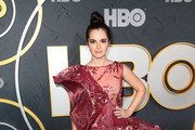 Vanessa Marano Embroidered Dress