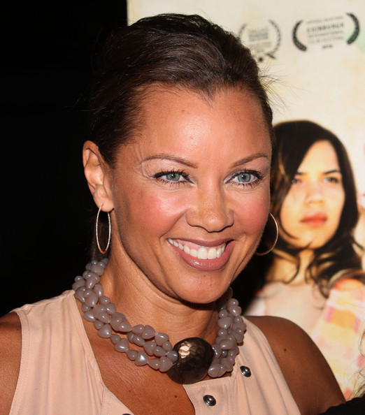 Vanessa Williams Beaded Statement Necklace