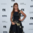Connie Britton in Rubin Singer at Vanity Fair and FX's Annual Primetime Emmy Nominations Party