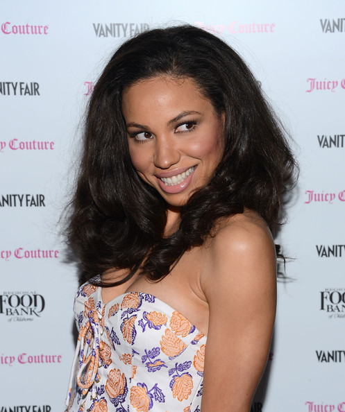 More Pics of Jurnee Smollett Long Curls (1 of 3) - Jurnee Smollett Lookbook - StyleBistro