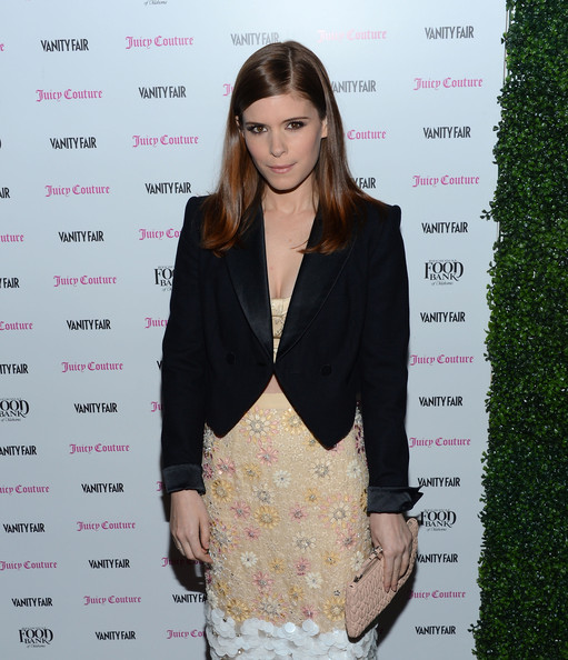 More Pics of Kate Mara Blazer (3 of 10) - Blazer Lookbook - StyleBistro
