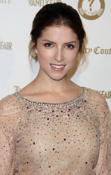 More Pics of Anna Kendrick Beaded Dress (1 of 2) - Anna Kendrick Lookbook - StyleBistro